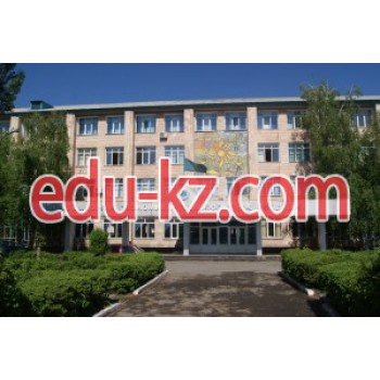 Талдыкорганский экономико-технологический колледж