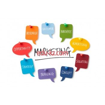 5В051100 — Маркетинг
