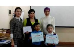 Детский сад Алтын-Kiлт в Кызылорде