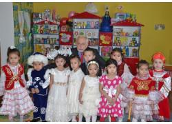 Детский сад  Сарыарка в Кызылорде