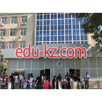 South Kazakhstan state pharmaceutical Academy in Shymkent