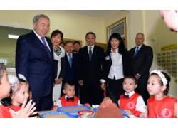 Детский сад Алтын-ай в Атырау