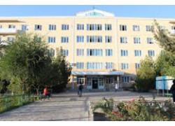 Zhambyl medical College in Taraz