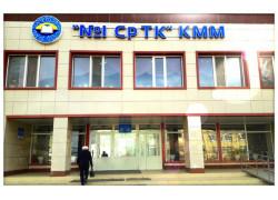 KSU Building and technical College №1 in Kokshetau