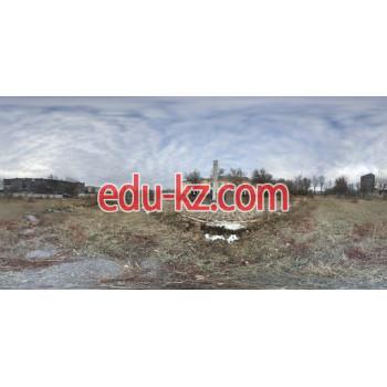 Школа №9 в Жезказгане