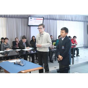 Чемпионат г.Алматы по научно-техническому творчеству