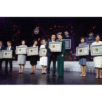 "Kazakh teachers will be able to compete for the title of ""Teacher of the World"" and $1 million"