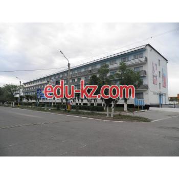 Каратауский гуманитарно-технический колледж