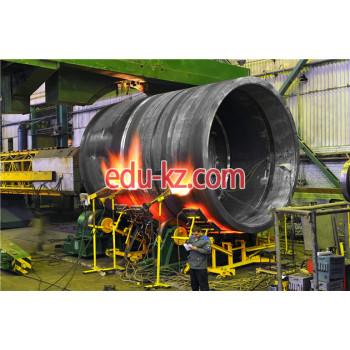 5В073800 — Технология обработки материалов давлением