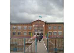 Школа №268 в Кызылорде