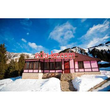 Детский лагерь Альпийская роза в Алматы