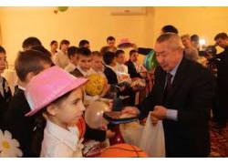 Regional children's home in Uralsk