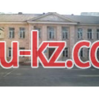 Республиканская школа-интернат для одаренных в спорте детей им. К. Ахметова в Алматы