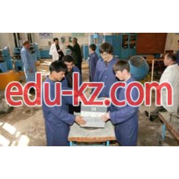 5В073000 — Производство строительных материалов, изделий и конструкций
