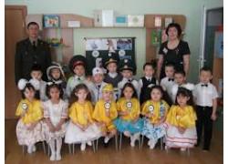 Детский сад Дом Ребенка в Петропавловске