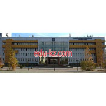 Павлодарский казахско-российский институт