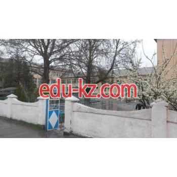 Школа №37 им. Фурхата в Шымкенте - School