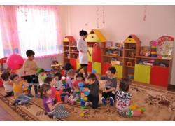 Детский сад  Хадиша Ана в Кызылорде