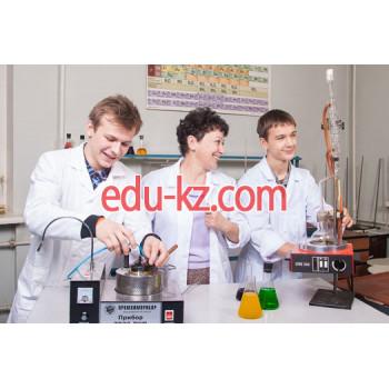 5В072000 — Химическая технология неорганических средств