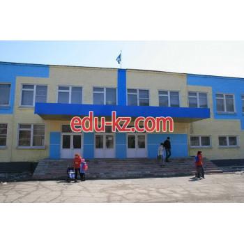 Школа №36 в Усть-Каменогорске - School