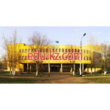 Школа №86 в Караганде - School