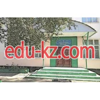 Школа-Гимназия №26 в Жезказгане - School gymnasium