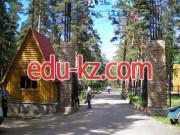 Детский лагерь Лесная сказка озера Катарколь
