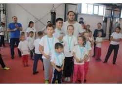 Детский сад Рауан в Атырау