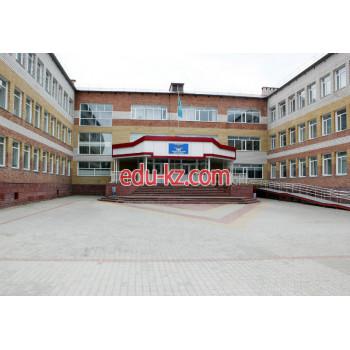 Школа №25 в Павлодаре - School