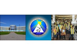 Kazakh University of technology and business in Astana