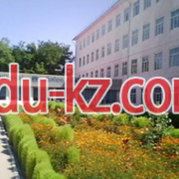Школа №23 в Таразе