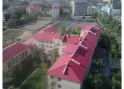 Школа №28 в Астане