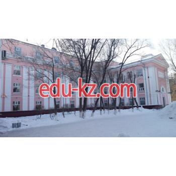 Школа-Гимназия №3 в Караганде - Мектеп-гимназия