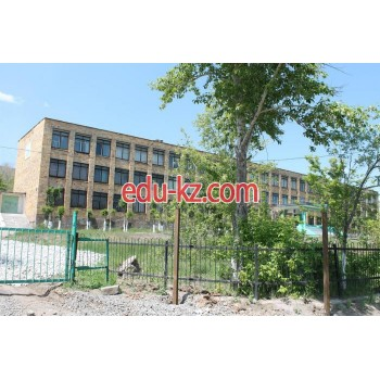 Школа №23 в Темиртау