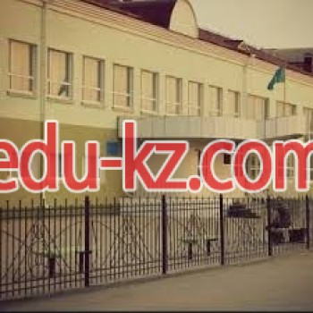 Школа №1 в Костанае - School