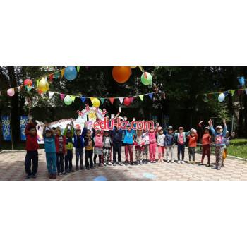 Детский санаторий №3 Алау в Алматы