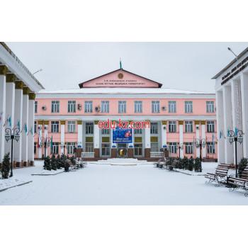 Алматыдағы НУО Қазақ-Ресей медициналық университеті