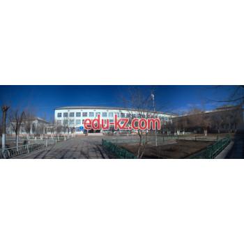 Школа №7 в Кызылорде - School