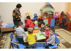 Детский сад №1 в Костанае