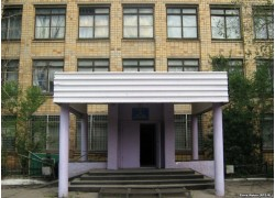 Lyceum school №9 in Temirtau