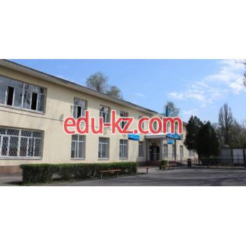 College named after Zh. Musina in Kokshetau