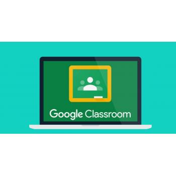 Google Classroom: платформа для онлайн обучения.