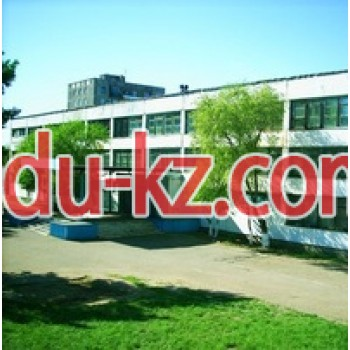 Школа №10 в Темиртау - School