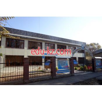 Humanitarian-economic College of Bilim in Taldykorgan