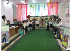 Детский сад Сыр Жулдызы в Кызылорде