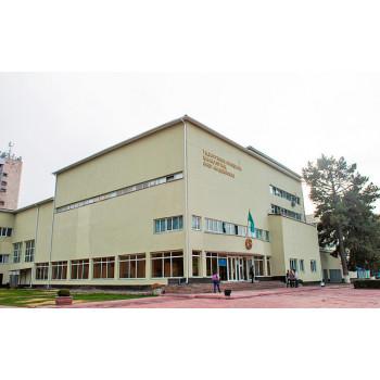 Казахская национальная академия искусств имени т. К. Жургенова