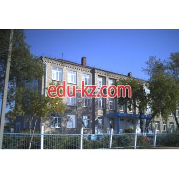 Школа № 44 в Петропавловске - School