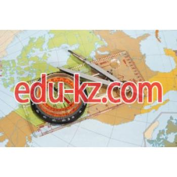 5В071100 — Геодезия и картография
