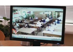Система видео-трансляции ЕНТ дала сбой
