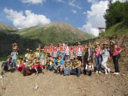 Детский лагерь Юных Путешественников в Алматы